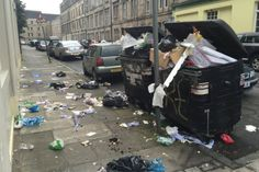 BIN men are finishing their shifts up to four hours early while the Capital's streets pile up with litter, according to a private council document. Capital 1, William Afton, Game Engine, Brave New World, Plastic Pollution, City Streets, Train Station, Destruction, Knock Knock
