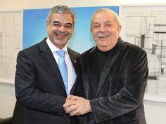 Lula fará fotos com candidatos na segunda, diz Falcão - O ex-presidente posará para as campanhas dos prefeituráveis do partido que disputarão cidades com mais de 150 mil eleitores