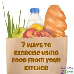 7 Ways to Exercise U