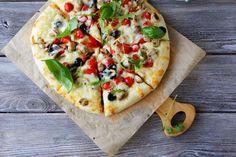 Yhden hengen pizza valmistuu muutamassa minuutissa – kokeile!
