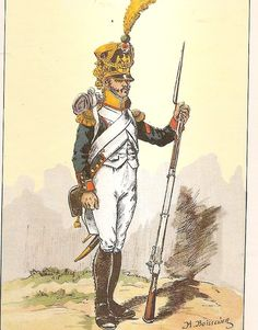French; 27th Line Infantry, Voltigeur, 1808-12(after Victor)