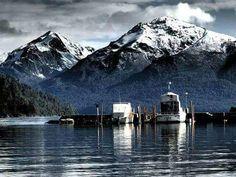 Bahía Lopez - San Carlos de Bariloche, Argentina - AR5 Pit Stop