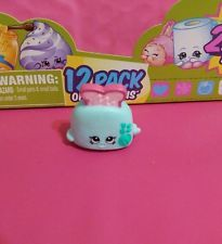 Season 2 Shopkins Individual Character blue Toasty Pop 2-026 boy or girl