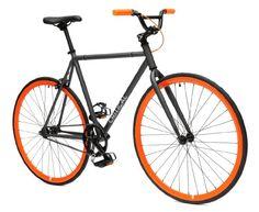 Critical Cycles Fixed Gear Single Speed Fixie Urban Road Bike:Amazon:Sports & Outdoors