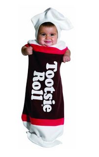 Your baby will be too cute this October. The Infant Tootsie Roll Baby Costume is perfect for Halloween.  sc 1 st  Pinterest & 29 best 0-3 Month Halloween Costumes images on Pinterest | Children ...