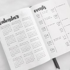 17 Minimalist Bullet Journal Spreads You Must Try Now - Andre . - 17 Minimalist Bullet Journal Spreads You Must Try Now - Andres Valencia - Bullet Journal Designs, Bullet Journal Simple, Bullet Journal Weekly Spread Layout, Planner Bullet Journal, Bullet Journal Spreads, How To Bullet Journal, Bullet Journal Tracker, Bullet Journal Inspo, Bullet Journals