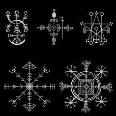 Icelandic staves - Google Search                                                                                                                                                                                 More