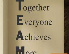 Office Wall Decal In This Office, Teamwork Wall Decor for Office Break Room, Vinyl Wall Lettering for Employee Motivation, Gift for Boss Team Quotes, Sport Quotes, Leadership Quotes, Life Quotes, Wall Quotes, Quotes About Teamwork, Rugby Quotes, Basketball Quotes, Canvas Quotes