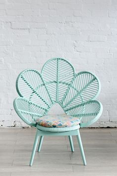 Love Chair Mint - The Family Love Tree