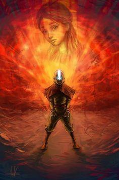 Avatar Ang, Avatar Legend Of Aang, Korra Avatar, Team Avatar, Legend Of Korra, Blade Runner, Avatar Cartoon, Avatar World, Avatar Series