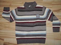 flauschiger Pullover C Gr.116
