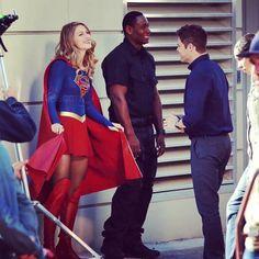 Supergirl Seasons 3