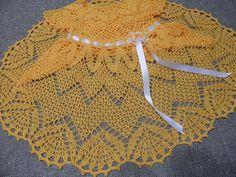 Vestido Zig Zag Crochet parte 2 de 3