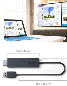 Online News Publication Of Technology,technology products Microsoft Launches Its Wireless Display Adapter