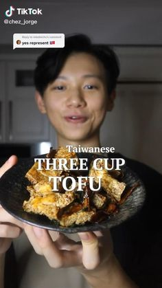 Veg Recipes, Whole Food Recipes, Vegetarian Recipes, Cooking Recipes, Taiwanese Recipe, Good Food, Yummy Food, Vegan Main Dishes, Vegan Foods