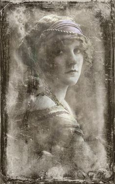 Vintage French Gypsy photographs {#HSN #HouseBeautiful}
