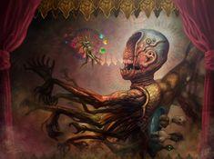Puppet of phantoms by yangxueguo on DeviantArt