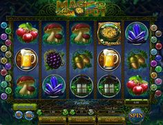 Magic Pot Slots / Game Rules / Free Play, Massive Bonuses, Jackpots