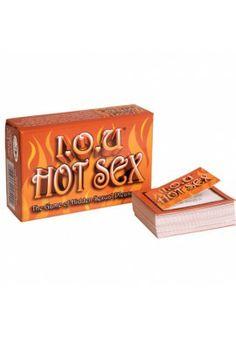 I.O.U Hot Sex £6.99