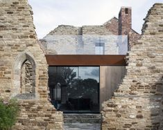 Escape, Masonry Wall, Steel Beams, Contemporary Kitchen Design, Victorian Homes, Design Process, Architecture Design, Shed, Mansions