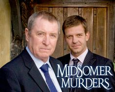 An experiment gone bad? Or a brazen brawl? Watch Midsomer Murders.   WLRN