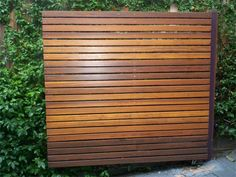 horizontal fence