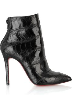 Christian Louboutin Zermadame 120 ankle boots $179.99