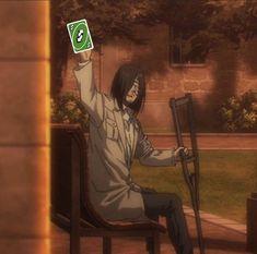 Armin, Eren Aot, Attack On Titan Funny, Attack On Titan Fanart, Anime Mems, Aot Memes, Aot Characters, Funny Anime Pics, Anime Stickers
