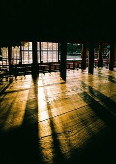 Itsukushima shrine, Hiroshima, Japan::cM