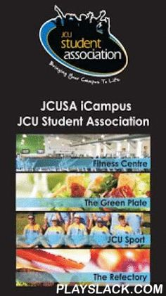 JCUSA ICampus  Android App - playslack.com , The JCUSA iCampus application is brought to you by James Cook University Student Association and provides students with the ultimate way to interact with student life. The application provides the ability to build your student diary around your interests, connect with clubs and societies, manage your lectures and deadlines, find out about the latest events and parties AND through your GPS discount locator you will always have the best discounts at…