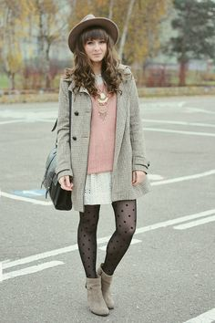Girly Fall Layers.