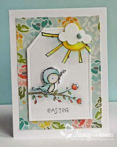 Creative Palette: Easter Peep {Purple Onion Designs}