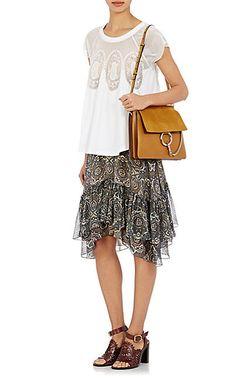 Chloé Faye Medium Shoulder Bag -  - Barneys.com