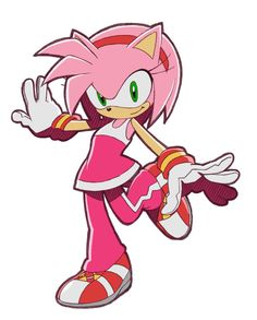 Sonic the Hedgehog, Amy Rose
