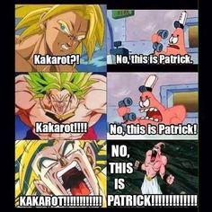 Don't piss off Patrick                                                                                                                                                                                  Plus