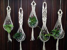 Vintage Macrame Plant Hanger Ideas 52