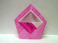 Origami tote bag #DIY