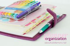 Organization is key in Arden's world.  She may not execute it perfectly, but she is constantly looking for systems that work for her and her family.  She enjoys sharing this knowledge with her daughters, and the lessons behind it.  Knowing how their lives affect others helps her daughters learn their place in the greater cycle of life around them.