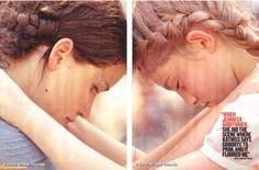 New Katniss and Prim photos thanks to Willow Shield's Tumblr: http://shieldswillow.tumblr.com/