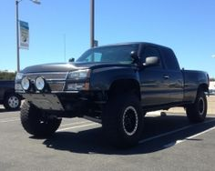 2000 Chevrolet Silverado Consolidation by cjs951 http://www.chevybuilds.net/2000-chevrolet-silverado-consolidation-build-by-cjs951