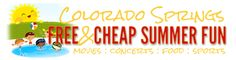 Cheap & free activities in Colorado Springs for Summer 2013