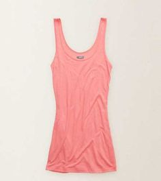 Aerie Softest Tank. Follow the sun, aerie girl! #Aerie