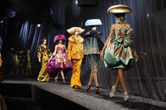 Christian Dior Spring 2008 Haute CoutureJohn Galliano