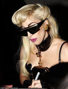 Too harsh, Gaga!
