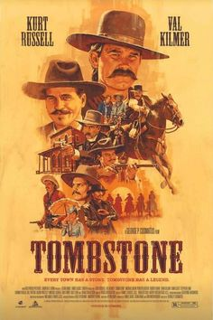 Tombstone (1993) [1124 × 1686] by Paul Mann
