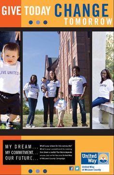 kicking off our annual united way campaign today