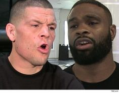 Nate Diaz to Tyron Woodley: I See You On TMZ Lets Fight Already!  Nate Diaz to Tyron Woodley: I See You On TMZ  Lets Fight Already!  2/7/2018 10:06 AM PST  Breaking News  Nate Diaz is finally ready to fight Tyron Woodley  sayingI see him on TMZ every week talking about me. Im like What the fck?'  Diaz spoke with ESPNs Brett Okamoto and Nate was asked when wed finally see him return to the octagon  since he hasnt fought since the Conor McGregor rematch in 2016.  Thats when he brought up Tyron…