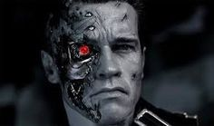 Terminator Genisys movie poster   'Reset the future'   'I'll be back...'