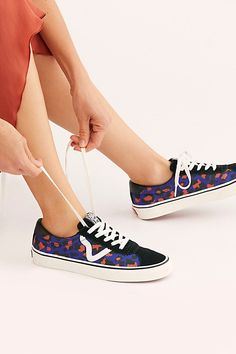 Leopard Vans, Low Top Vans, Free People Store, School Fashion, Shoes Sneakers, Lace Up, Unisex, My Style, Shopping