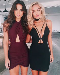 What are you wearing this weekend? Tiger Mist the label - we have all the answers - both dresses online now & available in store at our Eastland Shopping Centre location.